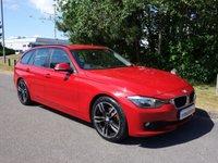 2015 BMW 3 SERIES 2.0 320D EFFICIENTDYNAMICS BUSINESS TOURING 5d 161 BHP £8990.00