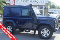 2013 LAND ROVER DEFENDER 90 2.2 Tdi COUNTY HARD TOP £22490.00