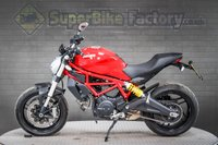 USED 2017 17 DUCATI MONSTER M797 803CC GOOD & BAD CREDIT ACCEPTED, OVER 500+ BIKES IN STOCK