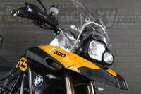 USED 2009 09 BMW F800GS 800CC 0% DEPOSIT FINANCE AVAILABLE GOOD & BAD CREDIT ACCEPTED, OVER 500+ BIKES IN STOCK