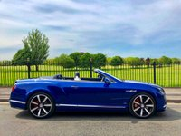 2017 BENTLEY CONTINENTAL 4.0 GT V8 S MDS 2d AUTO 521 BHP £115000.00