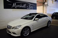 2011 MERCEDES-BENZ E CLASS 2.1 E250 CDI BLUEEFFICIENCY SPORT ED125 2d AUTO 204 BHP £10699.00