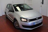 2011 VOLKSWAGEN POLO 1.2 S 5d 60 BHP £5495.00