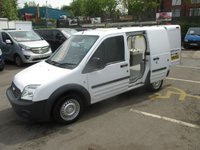 USED 2010 59 FORD TRANSIT CONNECT 1.8 TDCI, T220, SHORT WHEEL BASE, ONLY 46,000 MLS! ELEC WINDOWS, SECURITY LOCKS