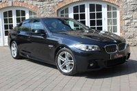 2013 BMW 520 BMW 520D M Sport Auto £13950.00