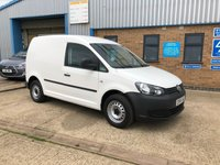 USED 2014 64 VOLKSWAGEN CADDY 1.6 C20 TDI STARTLINE 1d 102 BHP FINANCE AVAILABLE - CALL NOW TO APPLY - 01536 415815