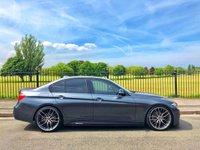 2013 BMW 3 SERIES 2.0 318D M SPORT 4d AUTO 141 BHP £13995.00