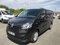 2015 RENAULT TRAFIC SL27 1.6 DCi SPORT ENERGY DCi 120 L1 H1 SWB £13495.00