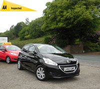 2013 PEUGEOT 208 1.4 HDI ACCESS PLUS 5d 68 BHP £SOLD