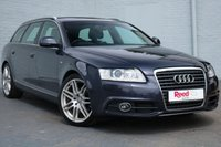USED 2011 61 AUDI A6 2.0 AVANT TDI S LINE SPECIAL EDITION 5d AUTO 168 BHP