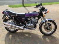 USED 1975 KAWASAKI KH H2C 750 2 Stroke Triple Classic Only done 182 miles since restoration, an award winner