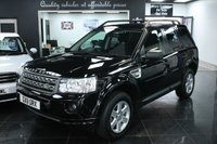 2011 LAND ROVER FREELANDER 2.2 TD4 GS 5d 150 BHP £11499.00