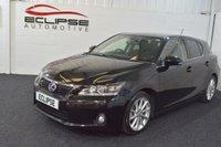 2013 LEXUS CT 1.8 200H SE 5d AUTO 136 BHP £9995.00