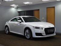 USED 2015 15 AUDI TT 2.0 TDI ULTRA SPORT 2d 182 BHP