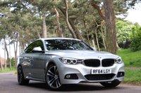 2015 BMW 3 SERIES 2.0 328I M SPORT GRAN TURISMO 5d AUTO 245 BHP £17495.00