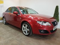 2009 SEAT EXEO 2.0 SE LUX CR TDI 4d 168 BHP £4490.00