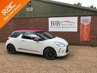 USED 2011 61 CITROEN DS3 1.6 DSTYLE 3d 120 BHP