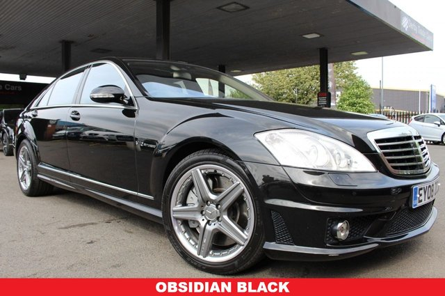 MERCEDES-BENZ S 65 AMG at Derby Trade Cars