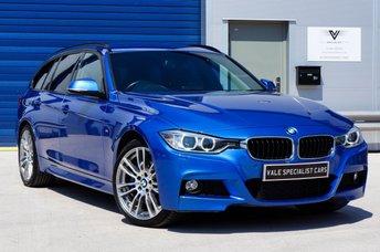 2014 BMW 3 SERIES 3.0 330D XDRIVE M SPORT TOURING 5d AUTO  £SOLD