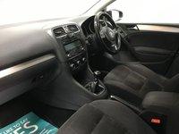 USED 2010 10 VOLKSWAGEN GOLF 2.0 GT TDI 5d 138 BHP