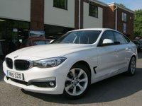 USED 2015 15 BMW 3 SERIES 2.0 320D SE GRAN TURISMO 5d AUTO 181 BHP