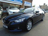 2015 MAZDA 6 2.0 SE-L NAV 4d AUTO 143 BHP £11749.00