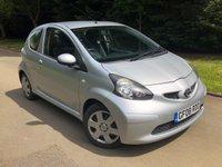 2008 TOYOTA AYGO 1.0 VVT-I PLUS 3d 67 BHP £2490.00