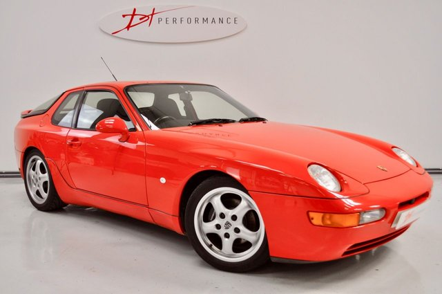 1993 L PORSCHE 968 3.0 CLUB SPORT 2d 240 BHP GENUINE CS GREAT INVESTMENT