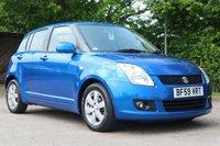 2009 SUZUKI SWIFT 1.5 GLX 5d 100 BHP £2990.00