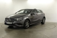 USED 2013 13 MERCEDES-BENZ A CLASS 1.8 A180 CDI BLUEEFFICIENCY SPORT 5d AUTO 109 BHP