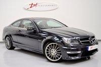 2013 MERCEDES-BENZ C CLASS 6.2 C63 AMG 2d AUTO 457 BHP DESIGNO INTERIOR £26950.00