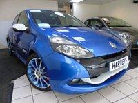 2010 RENAULT CLIO 2.0 GORDINI 3d 197 BHP £6795.00