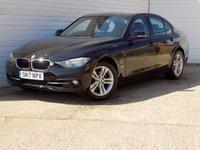 2017 BMW 3 SERIES 2.0 330E SPORT 4d AUTO 181 BHP £20985.00