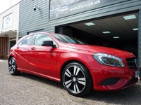 2015 MERCEDES-BENZ A CLASS 1.5 A180 CDI BLUEEFFICIENCY SPORT 5d 109 BHP £13295.00