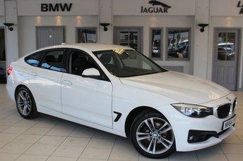 2015 BMW 3 SERIES 2.0 320D SPORT GRAN TURISMO 5d 181 BHP £14340.00