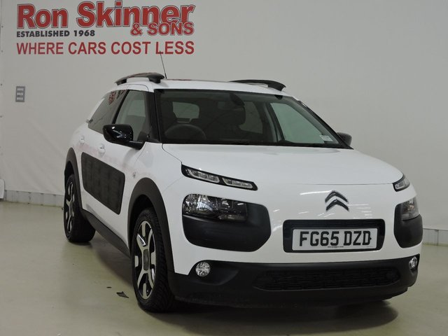 View our 2015 65 CITROEN C4 CACTUS 1.6 BLUEHDI FLAIR 5d 98 BHP
