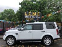2015 LAND ROVER DISCOVERY 3.0 SDV6 SE 5d AUTO 255 BHP £28000.00