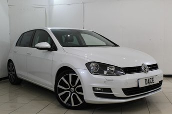 2013 VOLKSWAGEN GOLF 2.0 GT TDI BLUEMOTION TECHNOLOGY 5DR 148 BHP £10470.00