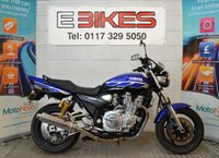 USED 2000 W YAMAHA XJR1300 SP 1300CC TOURING, MUSCLE BIKE