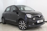 USED 2015 15 RENAULT TWINGO 0.9 DYNAMIQUE ENERGY TCE S/S 5DR 90 BHP FULL SERVICE HISTORY + BLUETOOTH + PARKING SENSOR + CRUISE CONTROL + MULTI FUNCTION WHEEL + RADIO/CD + AIR CONDITIONING + ELECTRIC WINDOWS + ALLOY WHEELS