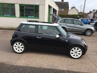 2003 MINI HATCH COOPER 1.6 COOPER 3d 114 BHP £2295.00