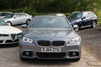 USED 2014 64 BMW 5 SERIES 2.0 525D M SPORT 4d AUTO 215 BHP