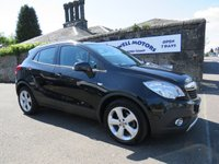 USED 2014 64 VAUXHALL MOKKA 1.7 EXCLUSIV CDTI S/S 5d 128 BHP FINANCE AVAILABLE/ P/X WELCOME