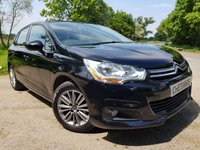 USED 2013 62 CITROEN C4 1.6 VTR PLUS HDI 5d PARKING SENSORS