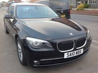 USED 2010 10 BMW 7 SERIES 3.0 730D SE 4d AUTO 242 BHP The best available on the net today, 70,000 miles, superb.