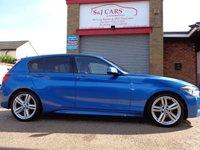 2013 BMW 1 SERIES 1.6 116I M SPORT 5d 135 BHP £9850.00