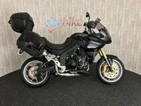 2009 TRIUMPH TIGER TIGER 1050 TRIPLE ADVENTURE STYLE SULL LUGGAGE 2009 09  £4190.00