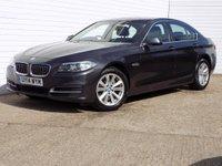 2014 BMW 5 SERIES 2.0 525D SE 4d AUTO 215 BHP £11449.00