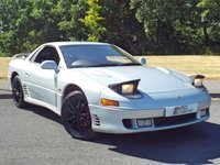 1998 MITSUBISHI GTO 3.0 4WS - IMPORT 2d 281 BHP
