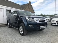 USED 2014 14 ISUZU D-MAX Utah Double Cab 4x4 2.5 TD ( 163 bhp ) One Owner Full Isuzu Service History Top Spec Model Superb Condition Throughout